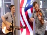 Marines Officers Serve Their Country, Play Country Music