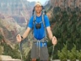 Man Begins Grand Canyon Hike To Raise Money For Veterans
