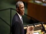 Miller Time: The President's Speech On Terror