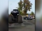 Monster Truck Plows Into Crowd Killing Spectators