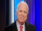 McCain: Obama's Delays Allowed Terrorists To Gain Momentum