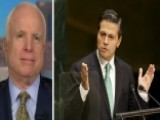 McCain Responds To Mexican President's Comments