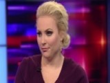 Meghan McCain Talks Ebola Fears, 'war On Women'