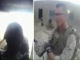 Marine Survives Sniper Bullet To Helmet