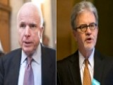 McCain: Sen. Tom Coburn Should Be Drafted For Ebola Czar