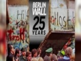 Marking The 25th Anniversary Of The Fall Of The Berlin Wall