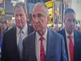 Man Throws Fake Blood On NYPD Chief Bratton During Protest