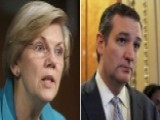 Media Treatment Of Elizabeth Warren Vs. Ted Cruz