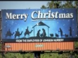 Man Responds To Atheists With 'Merry Christmas' Billboard