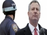 Mayor De Blasio Alienating The NYPD