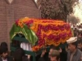 Mass Funerals Held For Victims Of Pakistani School Shooting
