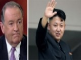 Mike Huckabee On Obama's Sanctions Against North Korea