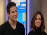 Mario And Courtney Lopez Talk Entertainment News