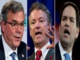 Marco Rubio, Rand Paul And Jeb Bush Speak At CPAC