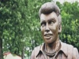 Mayor Rejects Artist's Offer To Fix 'scary' Lucy Statue