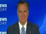 Mitt Romney Talks Clinton's Candidacy, Crowded GOP Field