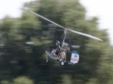 Mailman Arrested After Landing Gyrocopter On Capitol Grounds