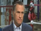 Mitt Romney Talks Baltimore, Race For White House