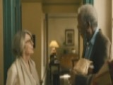 Morgan Freeman And Diane Keaton Adorable In '5 Flights Up'