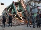 Magnitude 7.3 Earthquake Strikes Nepal