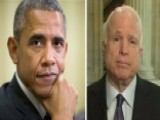 McCain: 'Infuriating' To Hear WH Narrative On ISIS Strategy