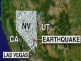 Magnitude 5.4 Earthquake Hits Nevada, Northeast Of Las Vegas