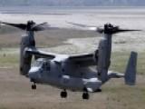 MV-22 Osprey Battle-tested In Iraq, Afghanistan