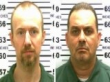 Manhunt Under Way For Escaped Murderers