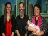 Mother Gives Birth In Hospital Elevator