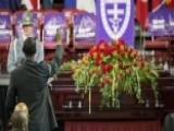 Mourners Gather For Murdered South Carolina Pastor's Funeral