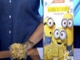 Minion Cereal Is Kid Approved