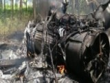 Military Jet Collides With Cessna