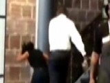 Male Manager Caught On Tape Hitting Female Employee