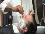 Men Shelling Out On Shaving