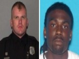 Manhunt Continues For Cop Killer In Memphis