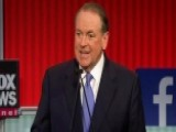 Mike Huckabee: 'The Military Is Not A Social Experiment'