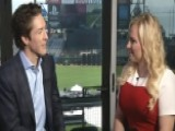 Meghan McCain Goes Behind-the-scenes With Joel Osteen