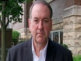 Mike Huckabee Slams 'outrageous' Iran Agreement
