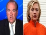 Mike Huckabee Slams Hillary For Comparing GOP To Terrorists