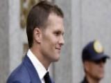 Media Razz Tom Brady Win