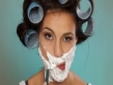 More Women Admit They Shave Their Face