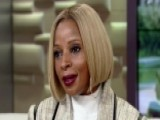 Mary J. Blige Talks Taking 'The Wiz Live!'
