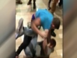 Mall Brawl: Black Friday Shoppers Fight In Kentucky
