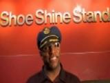 My America: Shoe Shine Man, Leon McLaughlin