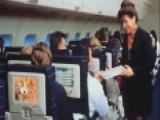 Man Sues After Flight Attendant Spills Hot Tea On His Crotch