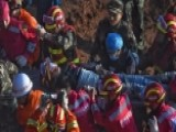 Man Found Alive After Being Buried 60 Hours In Landslide