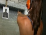 More Women Choosing To Arm Themselves