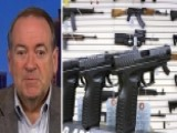 Mike Huckabee On President Obama's Plan To Tighten Gun Laws