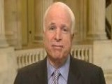 McCain Makes Case Against Enhanced Interrogation