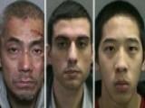 Manhunt Under Way In California For Three Escaped Prisoners